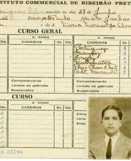 Ex-alunos da turma de contabilidade de 1932