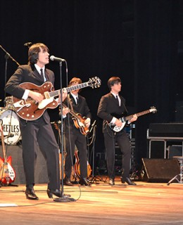 "Patrocínio Oficial Show ""The Beetles One"""